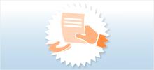 2. Schritt: Angaben mit dem Formular in einer Geschäftsstelle Ihrer Spar- und Darlehnskasse Börde Lamstedt-Hechthausen eG abgeben